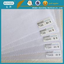 Полиэстер флизелин для рубашки манжеты