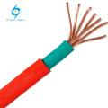 Solo núcleo PVC 6181XY cable doble con aislamiento de superficie de alambre