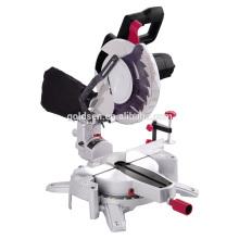 1800w Wood Aluminum Cutting Cut Off Machine Saw Electric Power 255mm Compound Mitre Saw