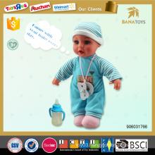 Child birthday gift 30cm cotton baby doll play set toy
