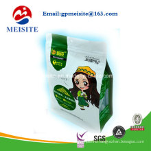 Resealed 8 Sode Seal Ziplock Aluminum Foil Jujube Bag