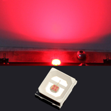 Chips Epistar Ultra Bright 2835 Red LED 3W
