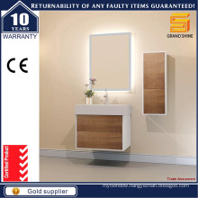 European Style Modern Bathroom Vanity Cabinet for Hotel Project