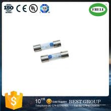 ¡2015 ventas calientes! Fusible del tubo de cristal 3.6 * 10 5 * 20 6 * 30m m con la certificación UL