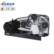 Base plate air compressor(without air tank)