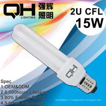 Économie énergie ampoule CFL, économie d'énergie pour hôtel