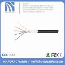 FTP Cat5 Cat5e наружный Lan кабель 4pair 24AWG Сетевой кабель 305M