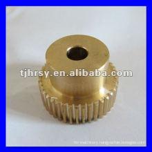 Brass pinion gear Module 1