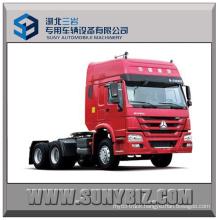 340HP Euro 4 Sinotruk HOWO 6X4 Tractor Truck