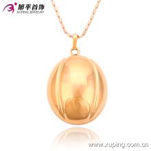 32369-Xuping al por mayor joyería de fábrica de guangzhou encanto de moda 18k colgante bañado en oro