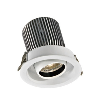 Runde form innen 30 w led downlight