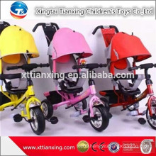 New Design Children Tricycle With Roof--factory