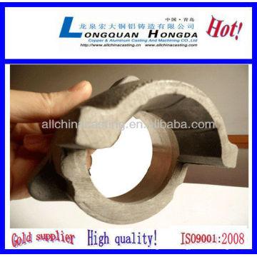 Boîtier en aluminium moulé