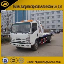 Isuzu ELF Flatbed Wrecker Tow Truck