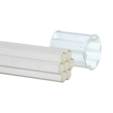China Factory Supplier Good Quality PVC Plastic Pipe List With Cheap Price