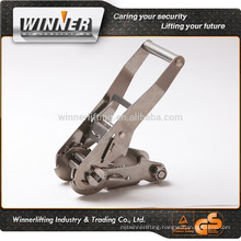 factory price stainless steel ratchet tie down made in China