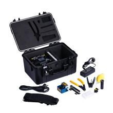 factory price 4.3 inch screen ALK88 fiber fusion splicer, Fiber Fusion Splicing Tool with cleaver ALK88