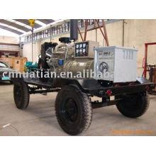 Generador diesel de la máquina de soldadura 300A