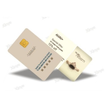 Großhandel RFID Smart Contact IC-Karte SLE5528 Chip