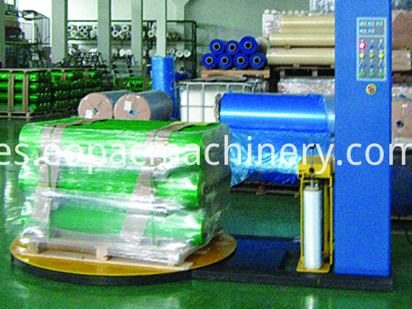 Low price Stretch wrapping machine