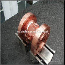 CNC machining copper parts / cnc turning parts