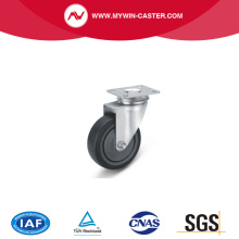 Plattenwirbel TPE Institutional Caster