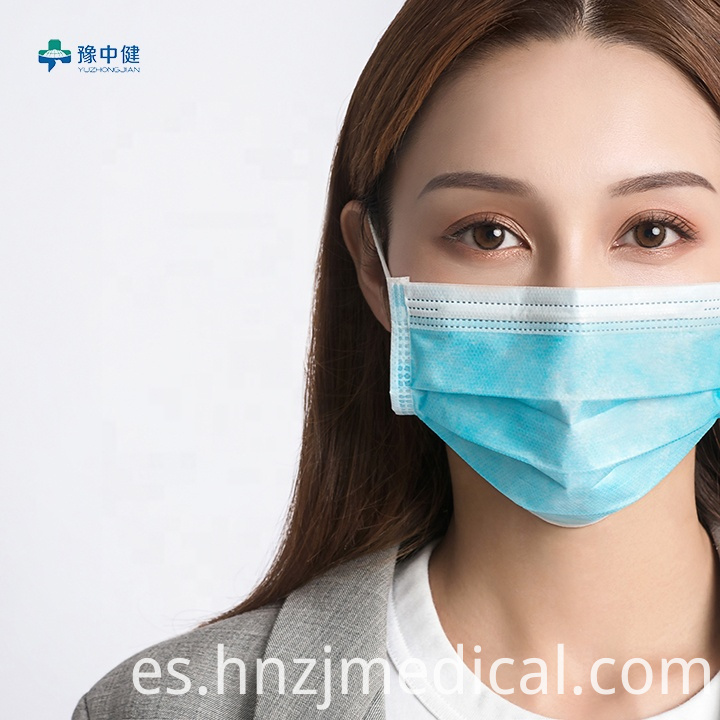 Anti flu mask