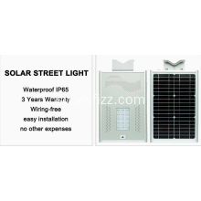 10-150W Kunze kweSolar Street Light Environmental Utility