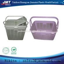 molde plástico de la cesta de la comida por inyección