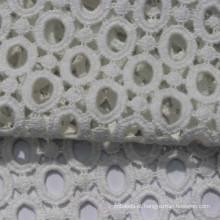 ilhó 104 * 88 tecido 100% algodão bordado para atacado