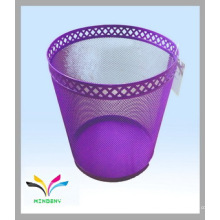 Cajas de embalaje MOQ de bajo diseño para latas púrpuras