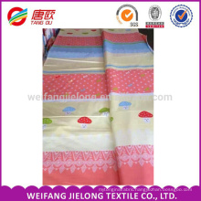 128*68 Cheap printing cotton fabric for cotton bedding fabric