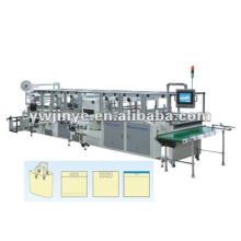 Fully Automatic Computer Control Patch Bag & Handle Bag Multi-function Bag making Machine