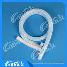 Больница 1 Китай Использовать Коаксиальный Дыхательный Контур