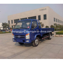 1 Ton Diesel Flat Bed Model Light Truck