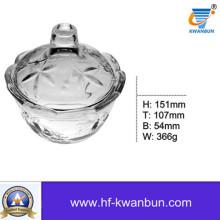 De alta calidad de caramelo tazón de vidrio de utensilios de cocina Kb-hn0368