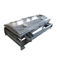 Carbon steel rotary screening industrial food processing