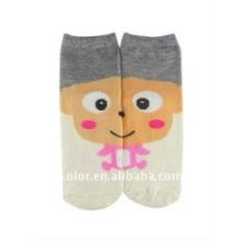 Kinder-Baumwollsocken