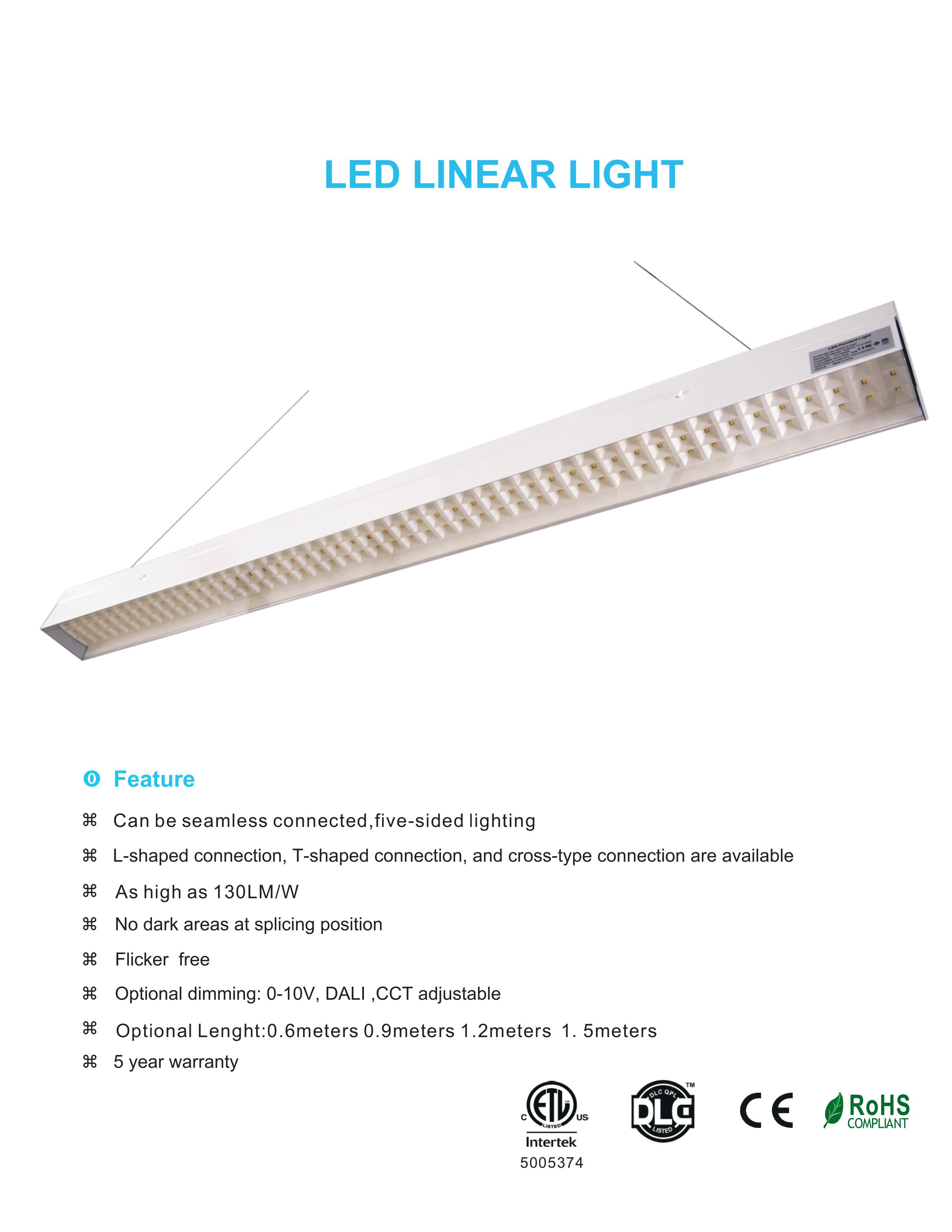 led linear light