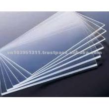 Transparent good quality PS sheet