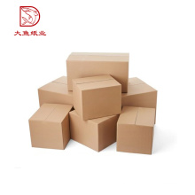 Oem different size wholesale corrugated product packaging custom
