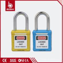 Cadenas de sécurité haute sécurité antirouille avec clé maître BD-G03 Bleu