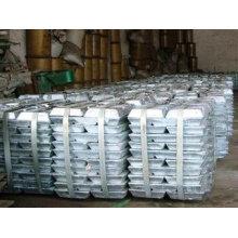 Высокое качество чистого цинкового слитка 99,99% 99,995% Цена завода