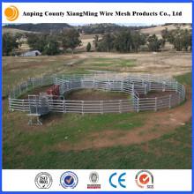 Tragbare Viehzaunplatten Bull Panels Verzinkte Rinderplatte