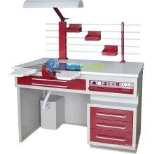 Équipements de laboratoire dentaire (Modèle: Station de travail (simple) AX-JT3) (homologué CE)