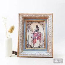 Декоративные рамки из полистирола золотые рамки для фотографий 8х10