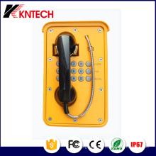Всепогодный Аналоговый Телефон Жд Телефон Водоустойчивый Промышленный Телефон Knsp-09