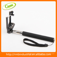Personalizado telefone móvel e câmera prorrogável mão realizada monopé
