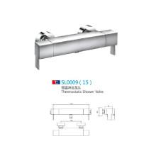 Tragbarer Thermostathahn für Dusche in guten Kommentaren