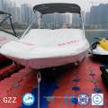SGS Certified Floating Pontoon Boat Dock Floating for Sale